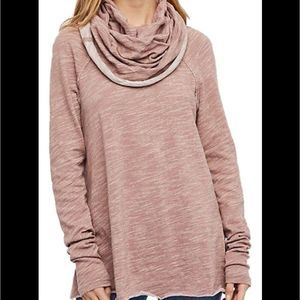 🆕Free People Cocoon Cowl Neck Top
